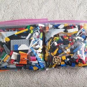 5lbs of Legos